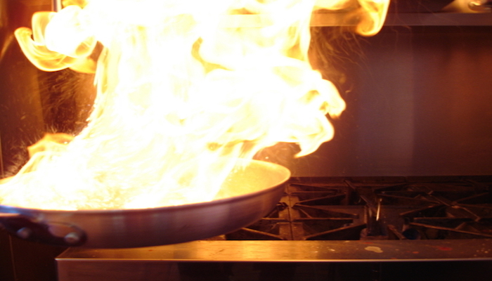 Cooking and Process Improvement