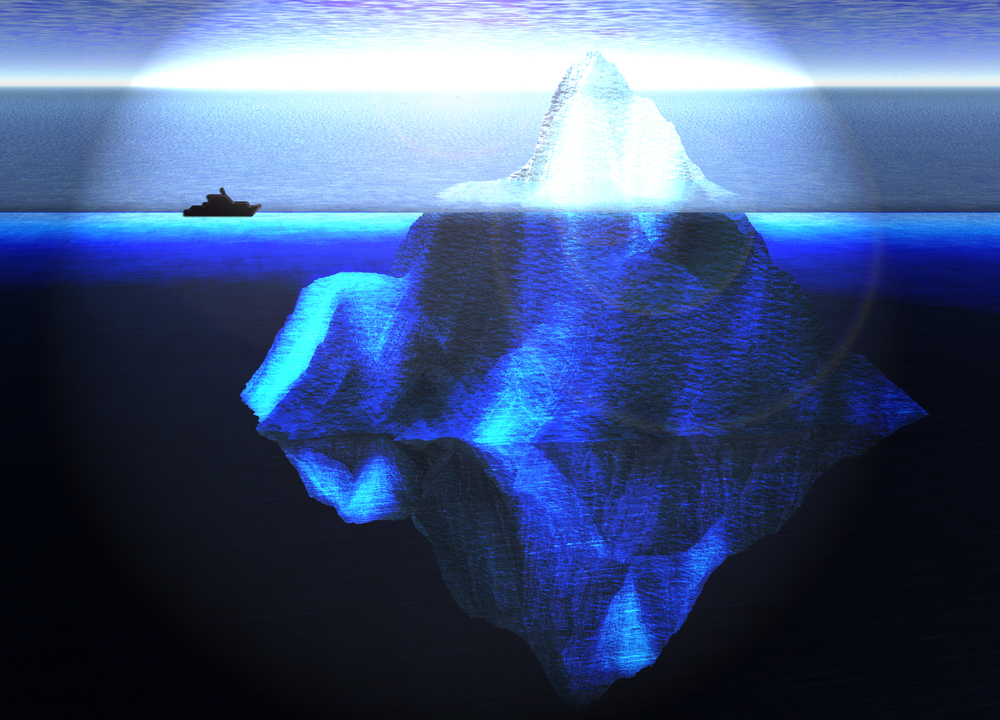 Safety, Icebergs and Business Profitability